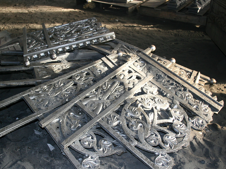 Kühle Zaun Panels Bilder